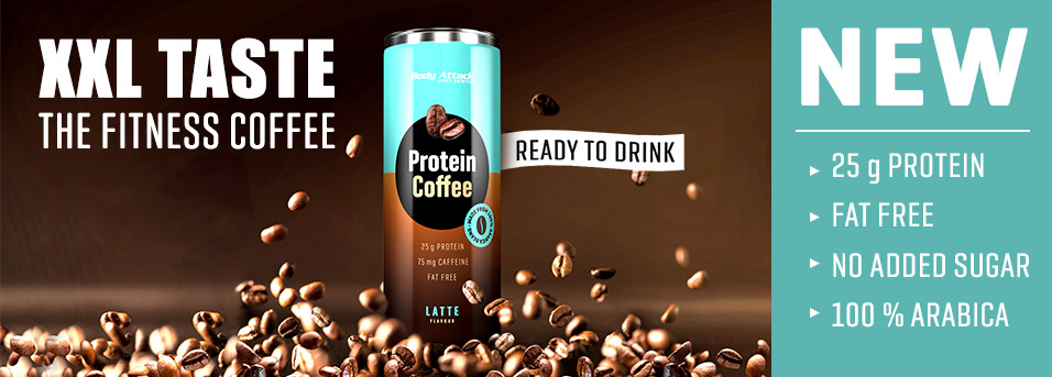 BA Start UNTEN Protein Coffee JUNI17