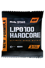 Body Attack Lipo 100-Hardcore - 3 Caps