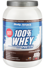 Body Attack 100% Whey Protein - 900g