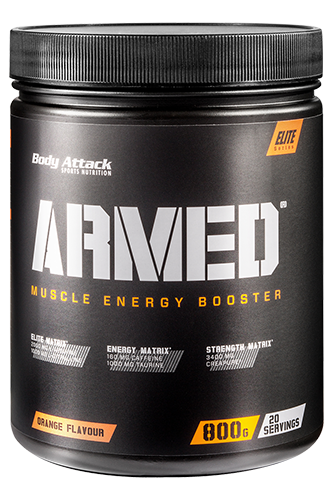 Body Attack ARMED - 800g