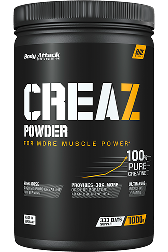 Body Attack CREAZ - 1000g Powder